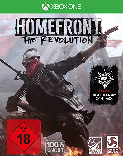 Homefront: The Revolution - Day One Edition (100% uncut)