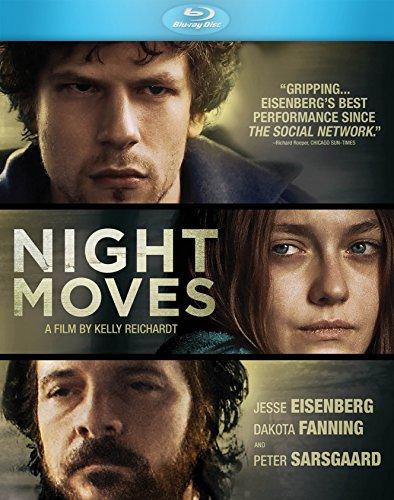 Night Moves [Blu-ray] DVD