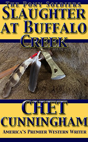 Book Cover - Slaughter at Buffalo Creek