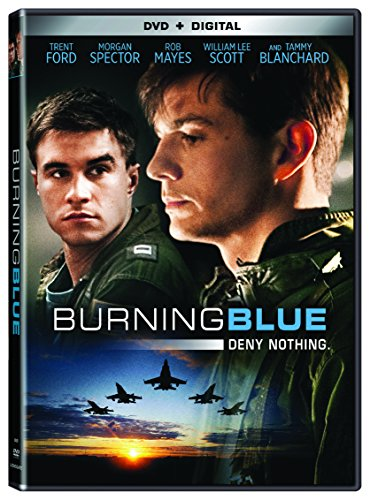 Burning Blue DVD