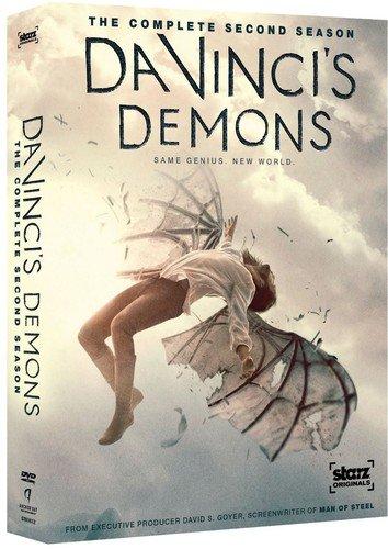 Da Vinci's Demons Season 2 DVD
