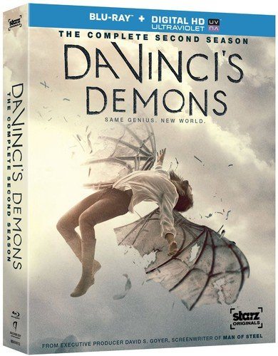 Da Vinci's Demons Season 2 [Blu-ray] DVD