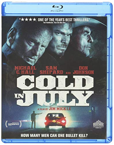 Cold in July [Blu-ray] DVD