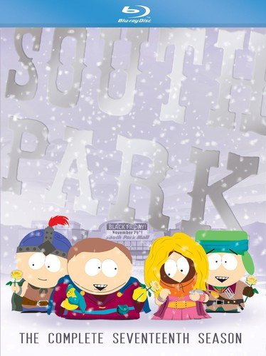 South Park: The Complete Seventeenth Season [Blu-ray] DVD