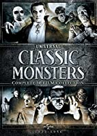 Universal Classic Monsters: Complete 30-Film…