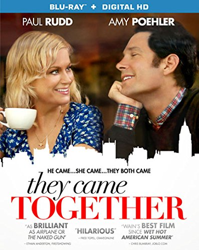 They Came Together [Blu-ray] DVD