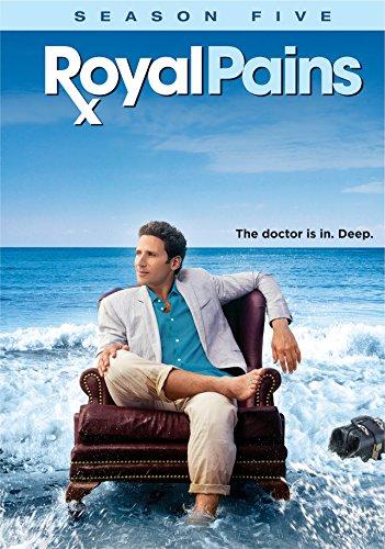 Royal Pains: Season Five DVD