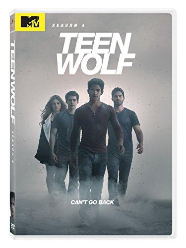Teen Wolf Season 4 DVD