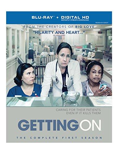 Getting On: Season 1 BD + Digital HD [Blu-ray] DVD