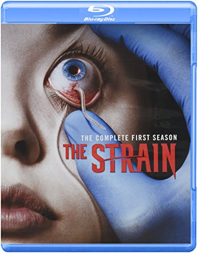 The Strain: Season 1 [Blu-ray] DVD