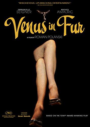Venus in Fur DVD