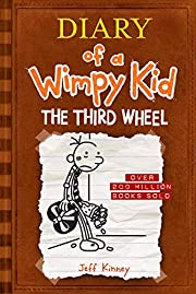 The Third Wheel (Diary of a Wimpy Kid #7)…