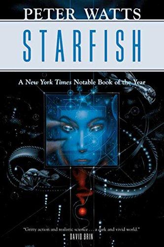 Starfish (Rifters, #1) by Peter Watts
