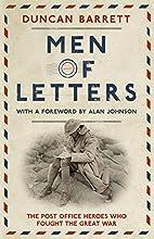 Men Of Letters by Duncan Barrett