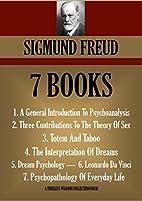 SIGMUND FREUD 7 BOOK PREMIUM COLLECTION:…