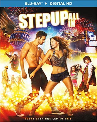 Step Up All In [Blu-ray] DVD