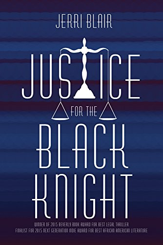 Book Cover - Justice for the Black Knight