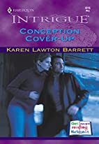 Conception Cover-Up by Karen Lawton Barrett