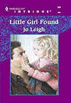 Little Girl Found (Lovers Under Cover) by Jo…