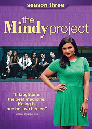 The Mindy Project: Season 3 DVD