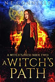 A Witch's Path af N. E. Conneely