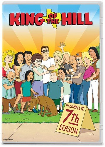 King of the Hill: The Complete 7th Season DVD