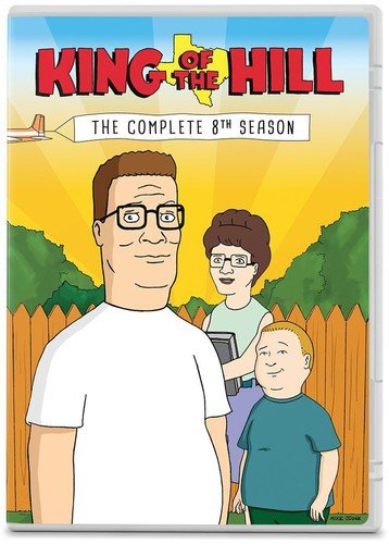 King of the Hill: The Complete 8th Season DVD
