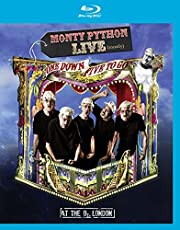 Monty Python Live (Mostly): One Down, Five…