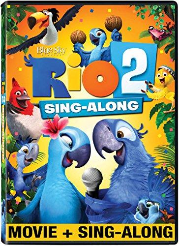 Rio 2 Sing-Along DVD