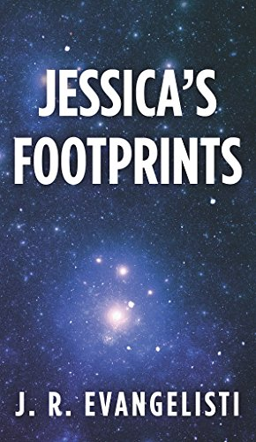 Book Cover - Jessica's Footprints