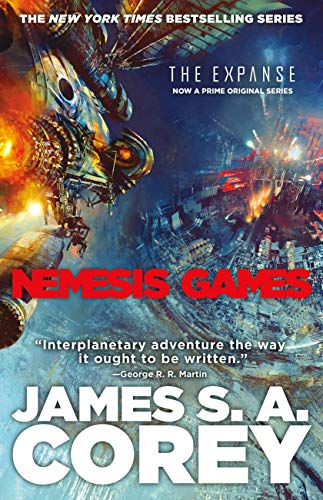 Nemesis Gate - James S. A. Corey