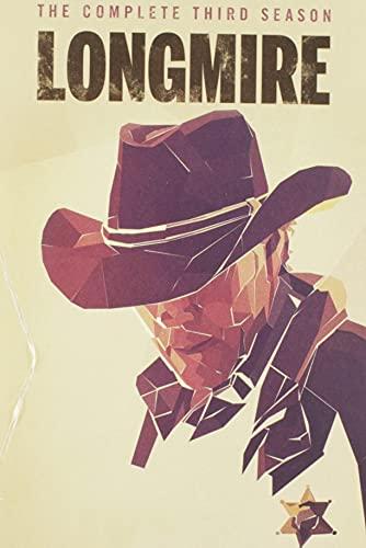 Longmire: The Complete Third Season DVD