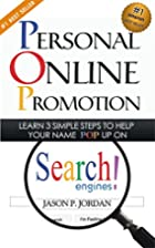Personal Online Promotion: Learn 3 Simple…