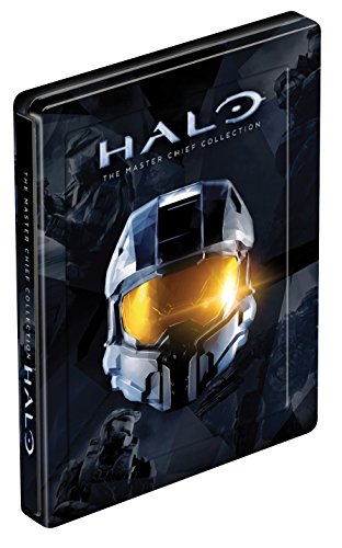 Halo - The Master Chief Collection Steelbook Edition