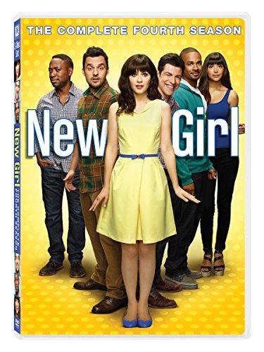 New Girl Season 4 DVD