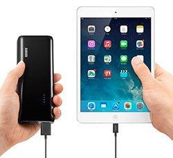 モバイルバッテリー 2ポート