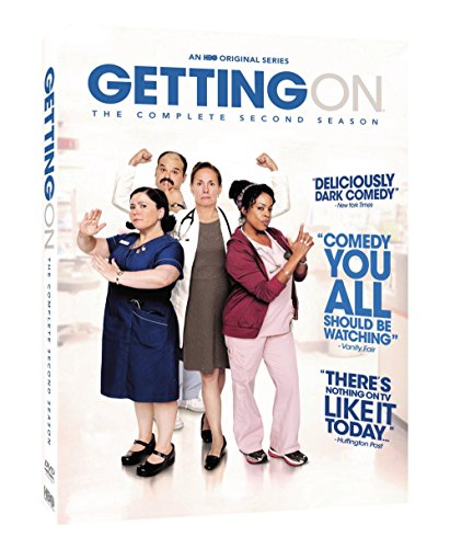 Getting On: Season 2 DVD