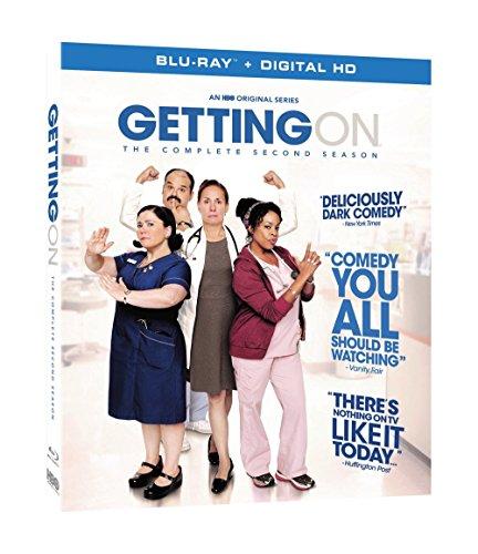 Getting On: Season 2 [Blu-ray] + Digital DVD