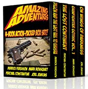 Amazing Adventures: 4-Book Action-Packed Box…