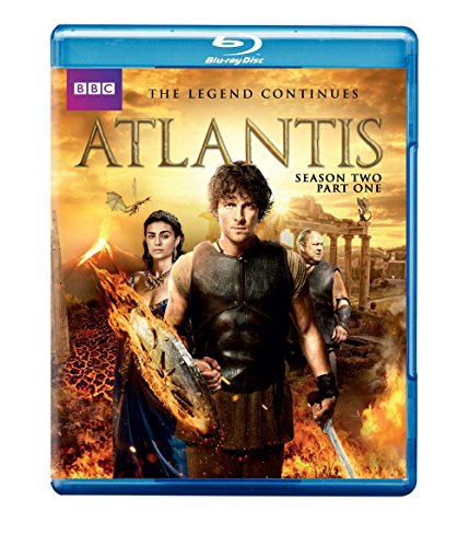 Atlantis: Season Two Part One [Blu-ray] DVD