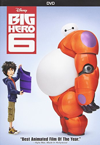Get Big Hero 6 On Video