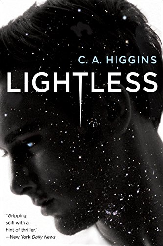 Lightless (The Lightless Trilogy) by C.A. Higgins