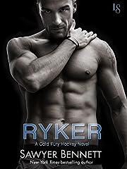 Ryker: A Cold Fury Hockey Novel (Carolina…