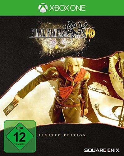 Final Fantasy Type-0 HD - Steelbook Edition