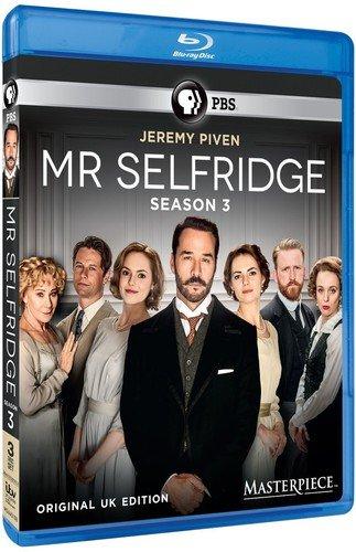 Masterpiece: Mr Selfridge - Season 3 [Blu-ray] DVD