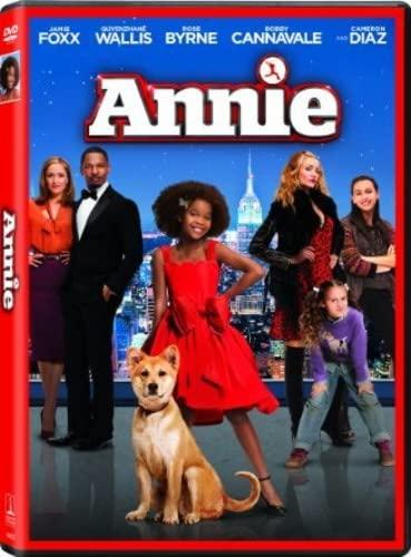 Annie [DVD + UltraViolet Digital Copy] DVD