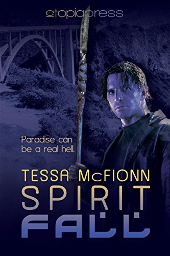 Book Cover - Spirit Fall