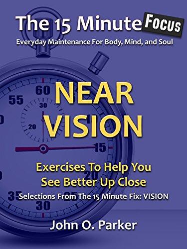 Leer en linea The 15 Minute Focus: NEAR VISION: Exercises ...