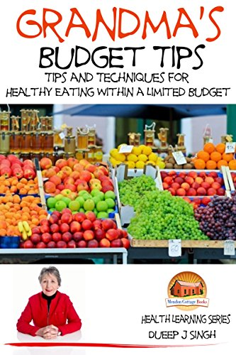 Pdf Grandma S Budget Tips Tips And Techniques For Healthy Eating