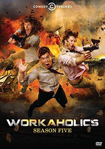 Workaholics: Season 5 DVD